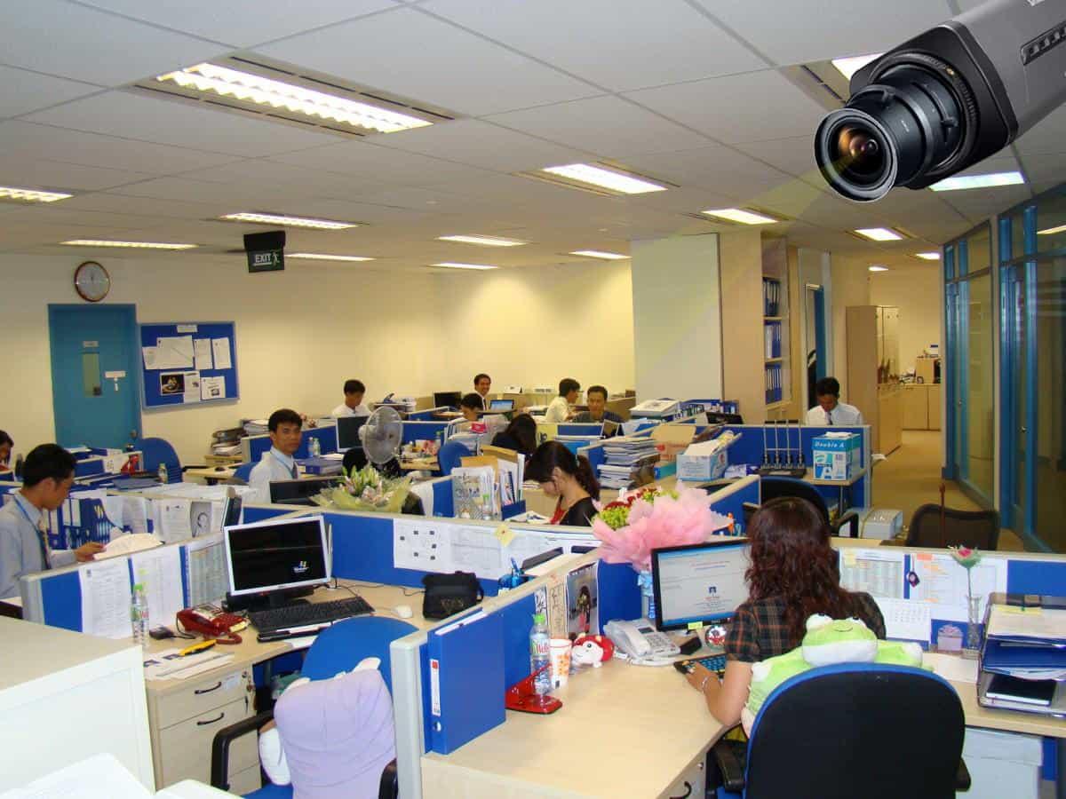 Lắp đặt camera quận Tân Phú, lắp đặt camera cho văn phòng, lap dat camera quan sat