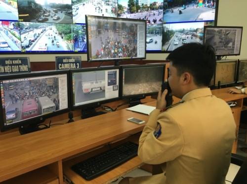 Phạt nguội những trường hợp vi phạm luật giao thông