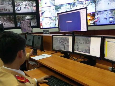 Chi 270 tỉ đồng để lắp 19 camera xử phạt giao thông