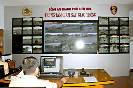 Đồng Nai: Từ ngày 1-9 xử phạt qua camera giám sát giao thông