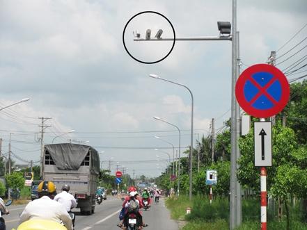 Lắp camera giám sát tuyến đường xe ben 'lộng hành'