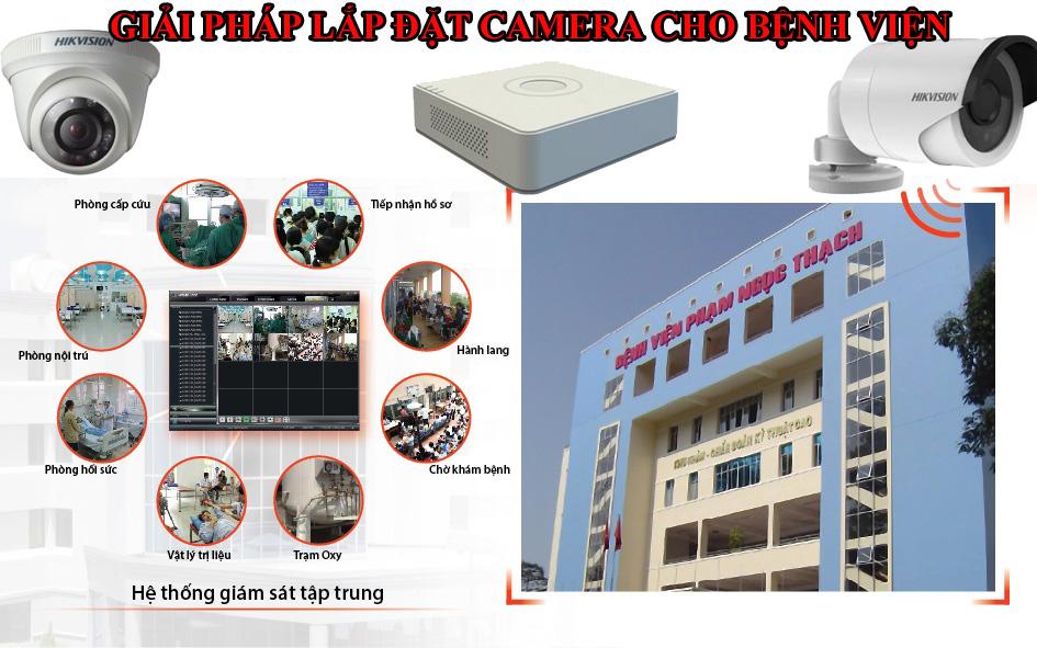 Sẽ lắp đặt camera tại các phòng khám và bệnh viện ở Hà Nội