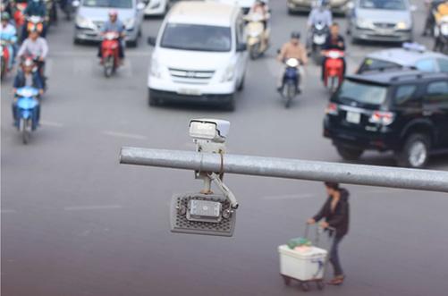 TPHCM lắp đặt camera xử lý vi phạm giao thông