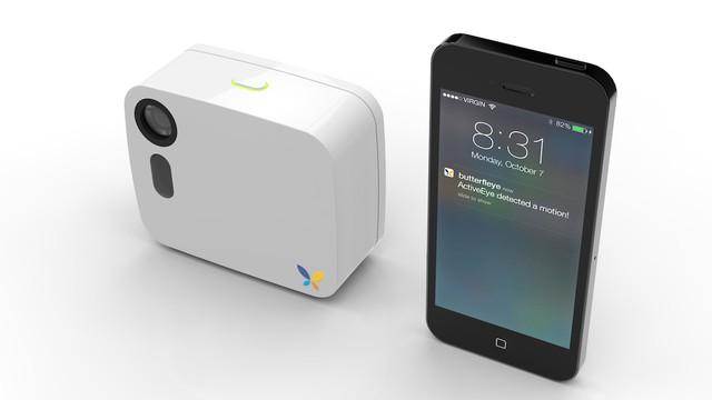 Butterfleye - camera giám sát thông minh nhất quả đất