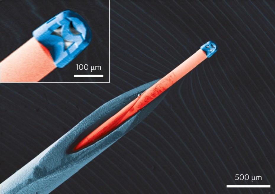 Đây là chiếc camera nhỏ nhất thế giới, mà bạn có thể cấy vào cơ thể bằng kim tiêm