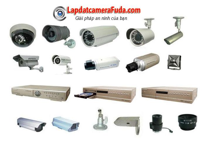Báo giá trọn gói lắp đặt camera giám sát HIKVISION - camera fuda