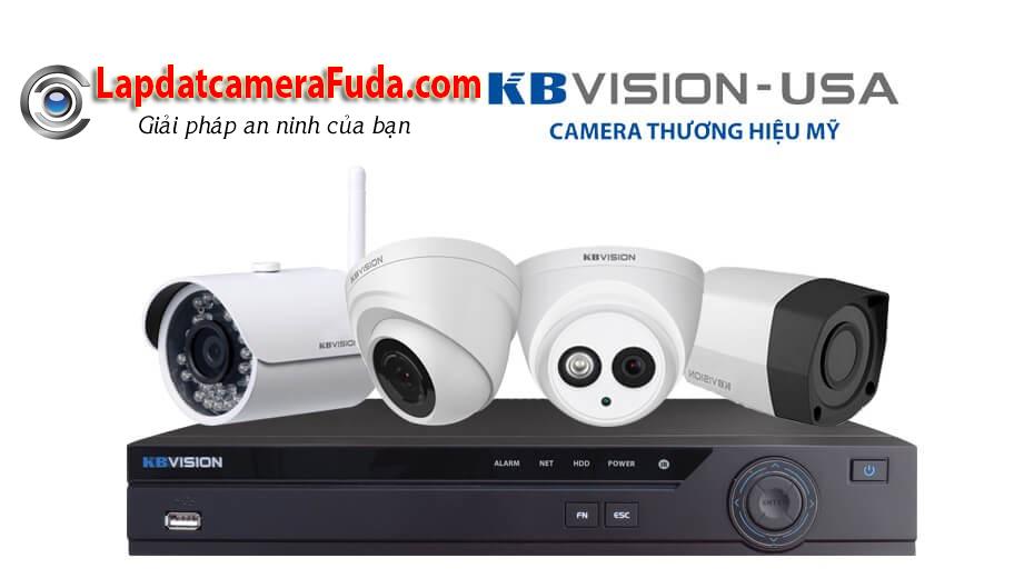 Báo giá lắp đặt camera Kbvision trọn bộ giá rẻ nhất