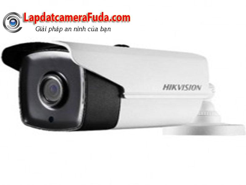 Camera HD-TVI hình trụ hồng ngoại 3MP DS-2CE16F1T-IT5