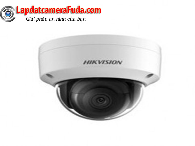 Camera IP Dome hồng ngoại 2MP chuẩn nén H.265+ DS-2CD2125FHWD-I