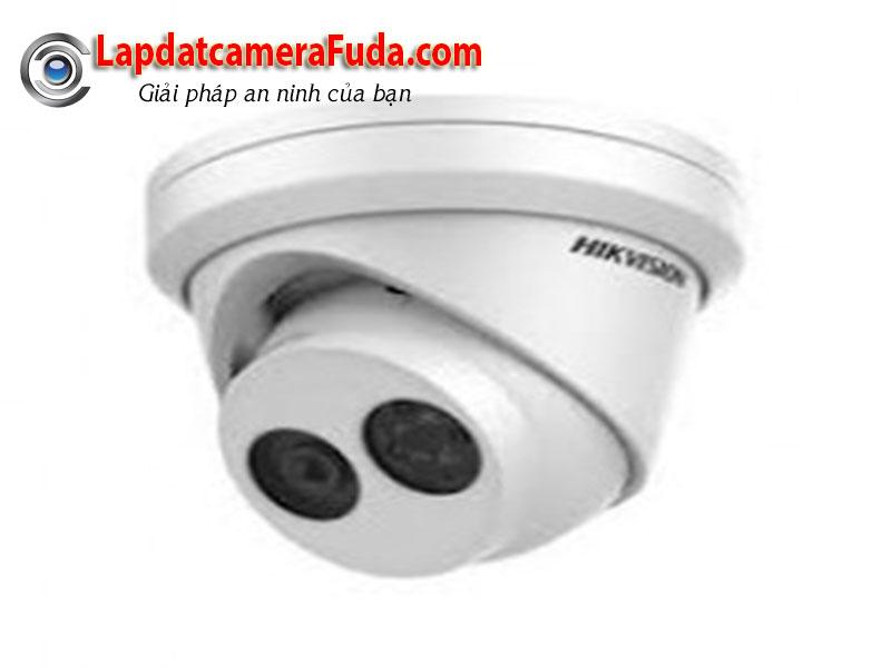 Camera IP Dome hồng ngoại 2MP chuẩn nén H.265+ DS-2CD2325FHWD-I