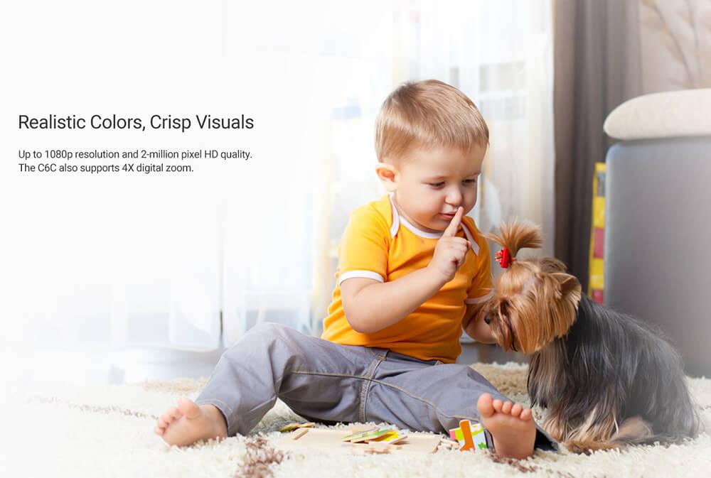 Smart Camera Wifi Ezviz CS-CV246 720P