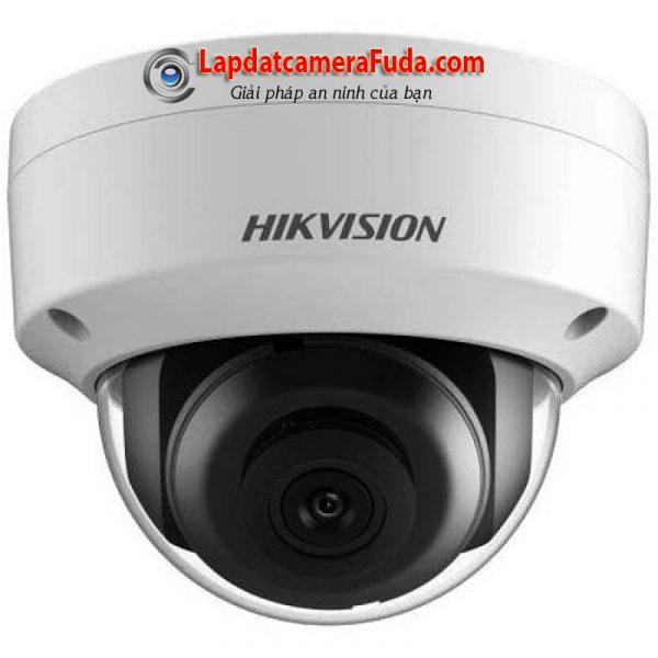 Camera Hikvision DS-2CD2125FHWD-IS bán cầu mini 2MP Hồng ngoại 30m H.265+