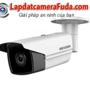 Camera Hikvision DS-2CD2T25FHWD-I8 thân ống 2MP Hồng ngoại 80m H.265+