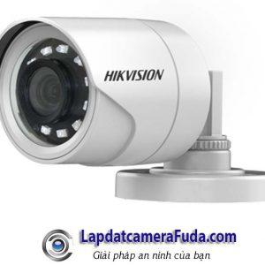 Camera HIKVISION DS-2CE16B2-IPF 2.0 Megapixel, IR 20m, Camera 4 in 1 TVI/CVI/AHD/CVBS, chuẩn IP66