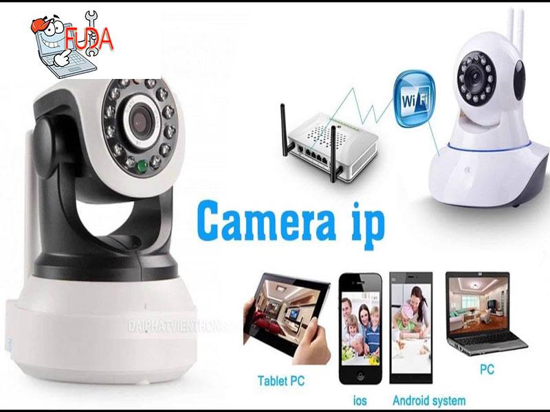 Lắp đặt camera ip giá rẻ