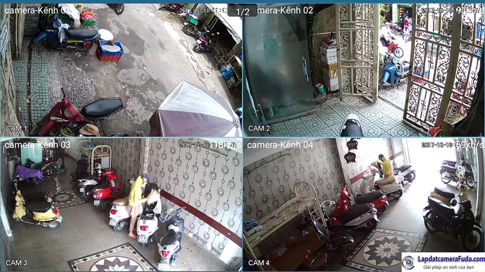 Giải pháp lắp đặt camera quan sát cho nhà ở