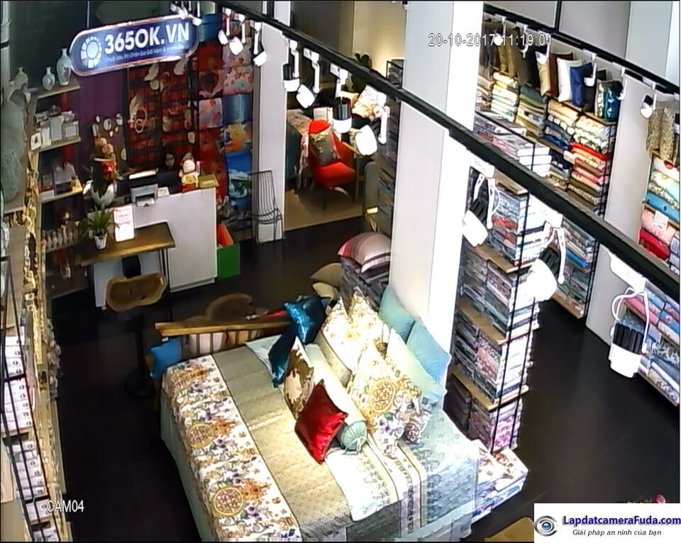 Giải pháp lắp đặt camera quan sát cho cửa hàng, shop hiệu quả