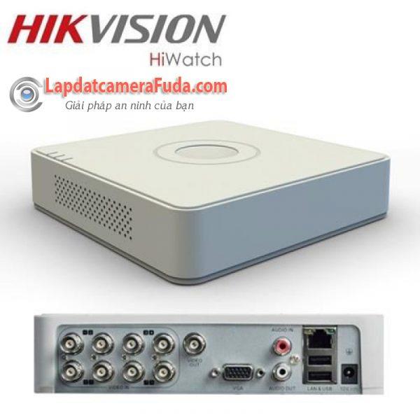 Đầu ghi hình Hikvision DS-7108HGHI-F1 Turbo HD 3.0 8 kênh vỏ nhựa