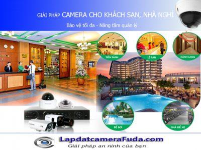 Giải pháp lắp đặt camera quan sát cho khách sạn, nhà hàng, nhà nghỉ