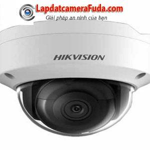 Camera Hikvision DS-2CD2125FHWD-I bán cầu mini 2MP Hồng ngoại 30m H.265+